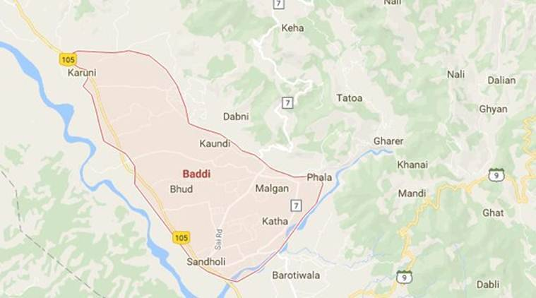 Eight killed factory wall collapse Himachal's Baddi