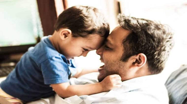 Fathers day, stay at home dads, stay at home dads in india, experiences of stay at home dads, indian express, indian express news