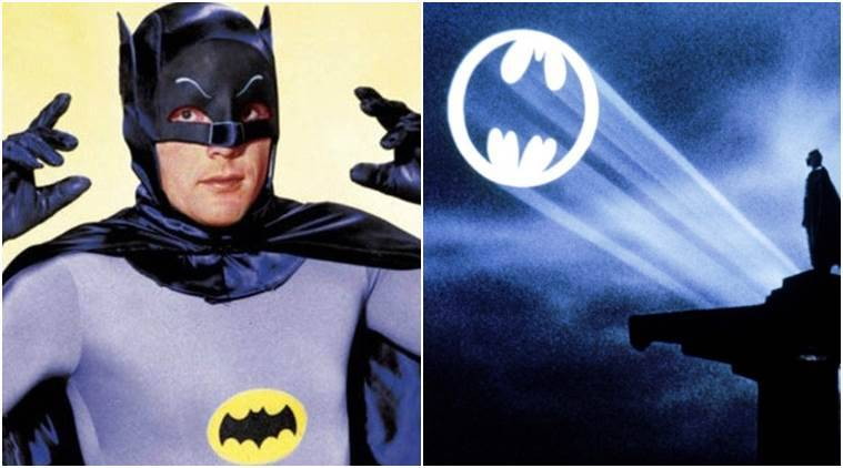 Adam West the Batman TV series star to get a real life bat-signal