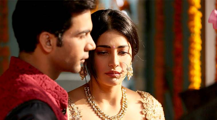 behen hogi teri movie review, behen hogi teri, rajkummar rao, shruti haasan