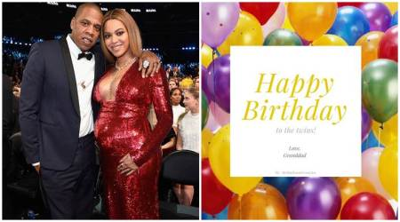 Beyonce, Jay Z welcome twins, father Mathew Knowles confirms the news on Twitter. See photo