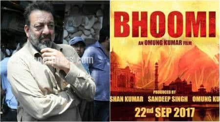 bhoomi, bhoomi set fire, bhoomi fire, bhoomi sanjay dutt, sanjay dutt,
