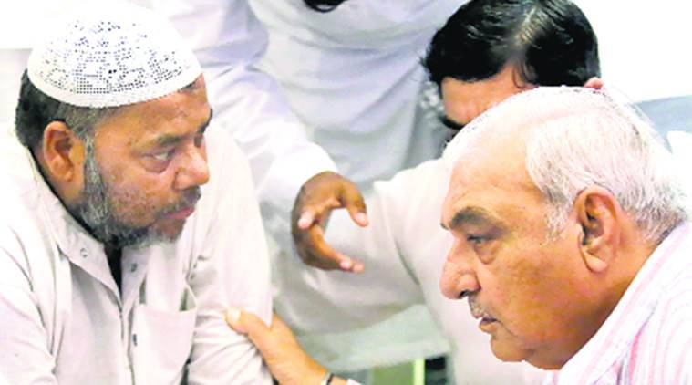 Bhupinder Singh Hooda, Amanatullah Khan, Junaid Khan, Faridabad lynching, India news, National news, Latest news, Haryana news,