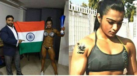 Indian bodybuilder Bhumika Sharma wins Miss World in Venice