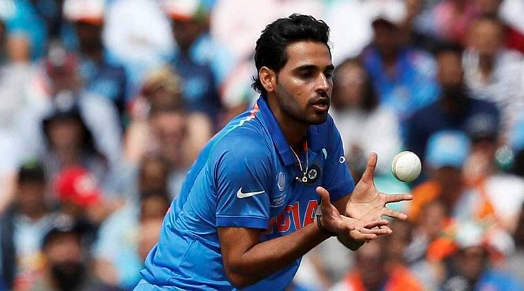 bhuvneshwar kumar, bhuvneshwar, jasprit bumrah, bumrah, india vs south africa, india, icc champions trophy 2017, champions trophy, sports news, indian express