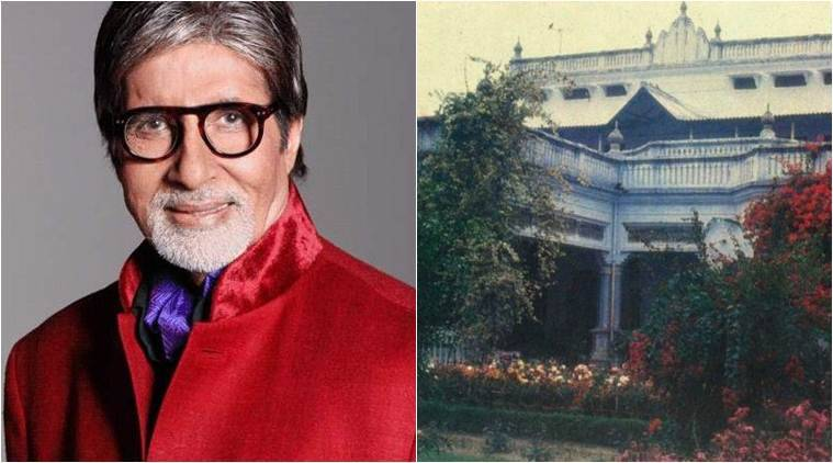 Bachchans on a nostalgia spree, Big B shares pic of newborn Abhishek