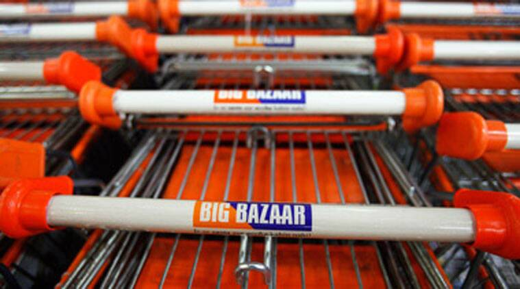big bazaar gst, big bazaar gst discounts, big bazaar gst mahurat offer, express news