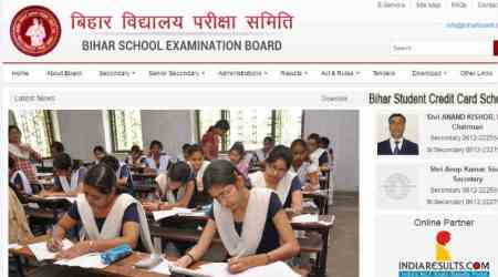 Bihar Board 10th result 2017 out, check pass percentage and toppers name here