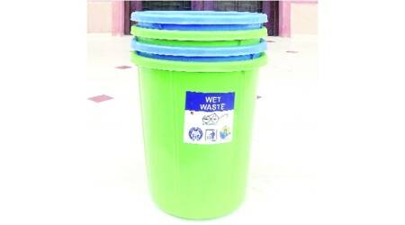 After facing criticism, civic body mulls over buying bigger bins
