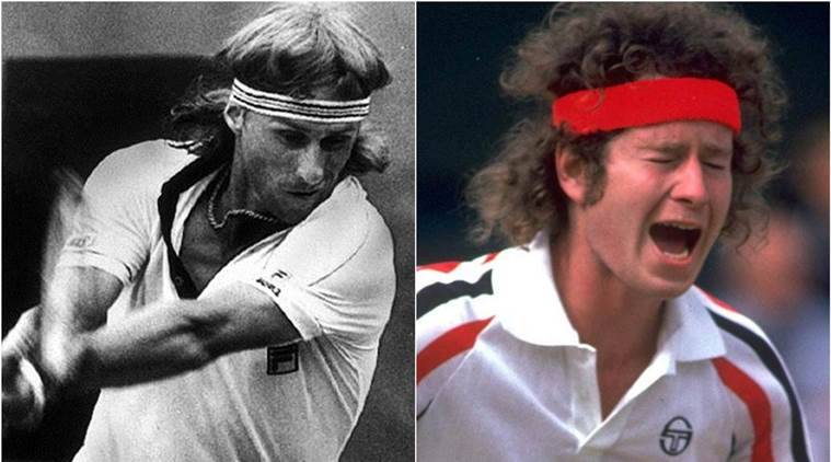 Borg vs McEnroe attempts to capture Fire and Ice rivalry ...