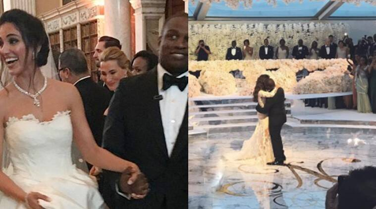 Foarin, Billionaire Alakija's son marries Iranian model heart throb in $6m dream