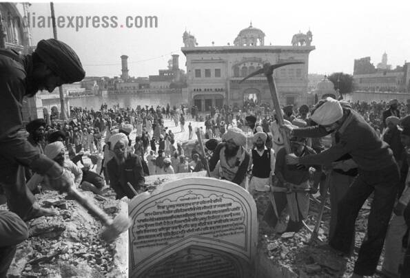 operation blue star, blue star anniversary, 1984 emergency, balwant singhrajoana, beant singh assassination