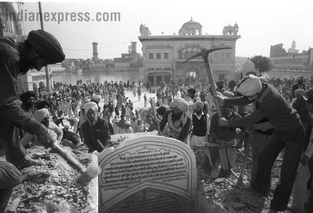 operation blue star, blue star anniversary, 1984 emergency, balwant singh rajoana, beant singh assassination