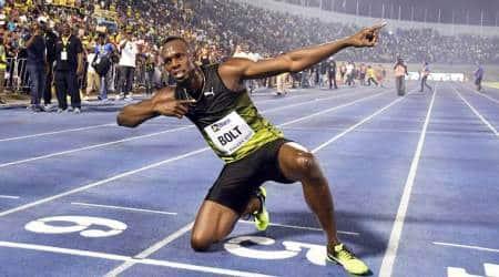 Usain Bolt receives emotional farewell after winning final 100m race on home soil, watchvideo