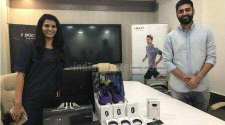 Boltt: Indian startup to offer fitness tracker, smart shoes with added layer ofAI