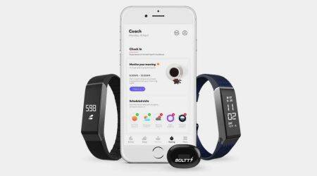 Boltt's AI-powered stride sensor, fitness trackers goes on pre-order