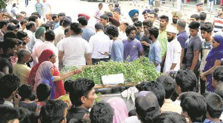 Seventeen-year-old boy electrocuted at Chandigarh: Kin, locals block traffic for fourhours