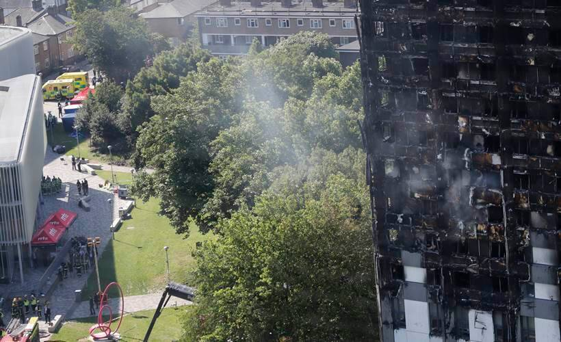 london, grenfelltower, world news, indian express news