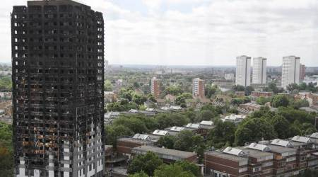 Britain to appoint judge to lead Grenfell fire inquiry
