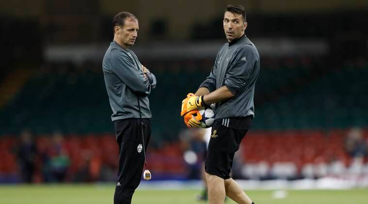 Juventus Coach Massimiliano Allegri Ready For Tough Test Against Barcelona Sports News The Indian Express