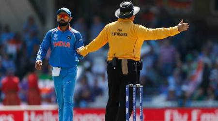 India vs Pakistan final, ICC Champions Trophy 2017: Jasprit Bumrah's no-ball gives Fakhar Zaman early life