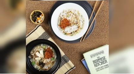 Burmese food