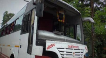 Goa attack: Four locals attack tourists, damage bus; 20, including children, injured