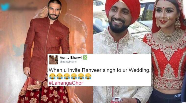 bride in lehenga and shorts, bride lehenga memes, canada bride lehenga shorts, canada bride lehenga twitter reactions, bride wears nike shorts viral video, indian express, indian express news
