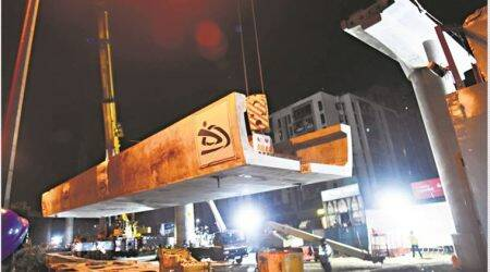 Metro takes up toughest task at night
