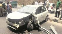 Five of family killed in road accident in Rajasthan