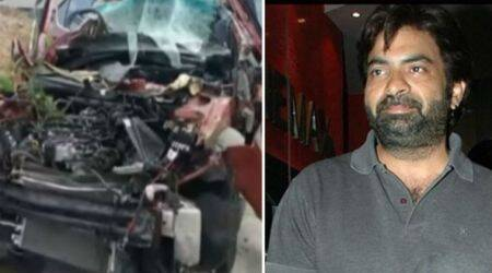 Ravi Teja's brother Bharath Raju was drunk during accident? Empty liquor bottles in hiscar