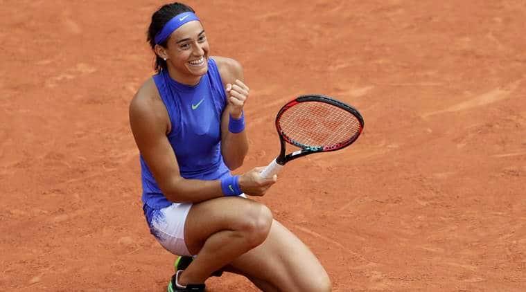 Carolina Garcia, Fed Cup, Roland Garros