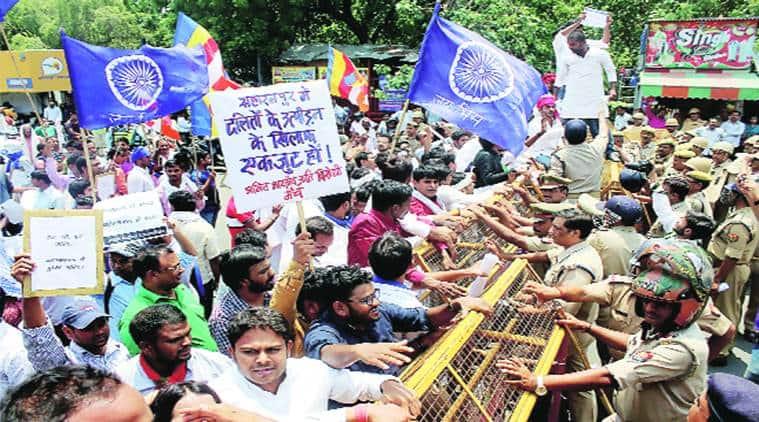 Saharanpur clashes, Rana Pratap, Caste Violence, Indian express news, india News,