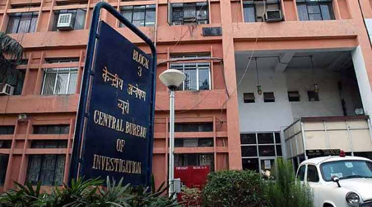 cbi office, indian express