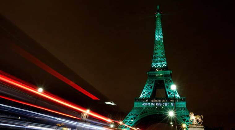Paris climate agreement, US withdrawal from Paris climate agreement, Tech firms on paris climate agreement, carbon emissions, environment threats, indian express news
