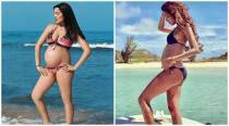 From Celina Jaitley, Lisa Haydon to Kareena Kapoor Khan, Bollywood yummy mommies who loved posing during pregnancy