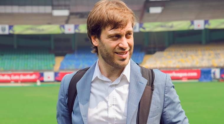 fifa u 17 world cup, javier ceppi, fifa u 17 world cup 2017, fifa u 17 world cup goa, football news, sports news, indian express