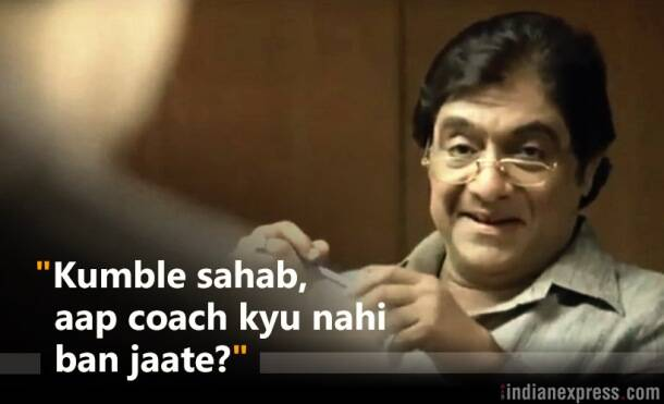 These Chak De! India memes hilariously explain Anil Kumble's exit as Indian cricket team coach