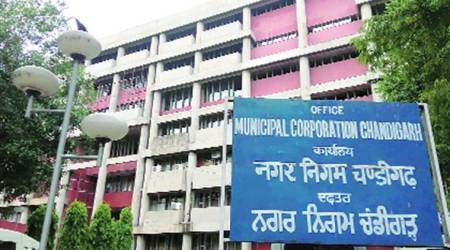 Chandigarh Municipal Corporation, Chandigarh MC, Chandigarh, Indian Express, Indian Express News, UT administration, Chandigarh municipal funds