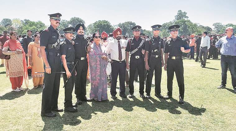 Punjab, Parkash Singh Badal, Mohali army institute, Maharaja Ranjit Singh Armed Forces Preparatory Institute, MRSAFPI, Mohali,