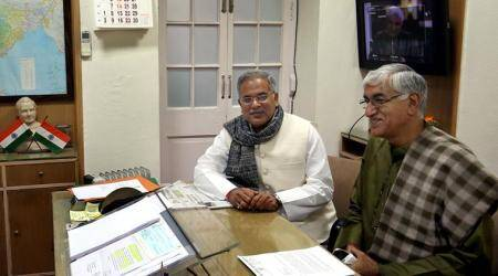chhattisgarh sex cd case, Bhupesh Baghel gets bail, sex cd case, chhattisgarh congress chief gets bail, sex cd case