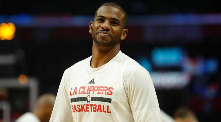 NBA, Chris paul, james harden, Los angeles clippers, basketball news, sports news, indian express