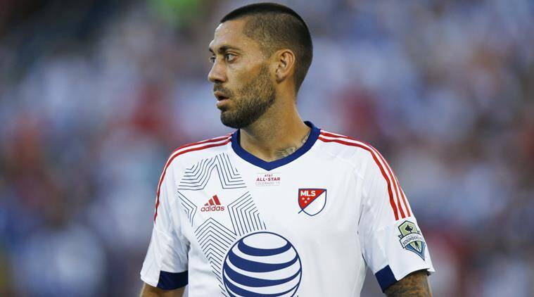 Clint Dempsey, Clint Dempsey matches, Indian Express