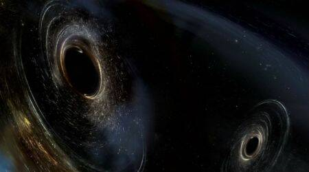 Two Indians part of closest-ever super massive binary black hole discovery