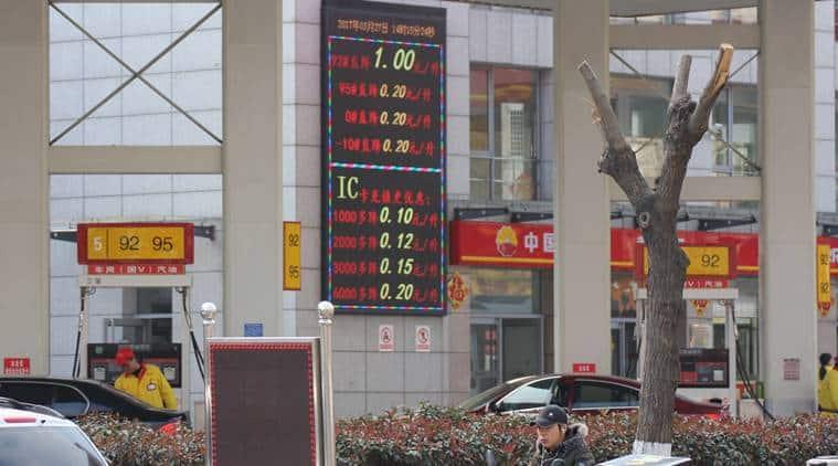 China, China National Petroleum Corp, CNPC, north korea fuel supply,
