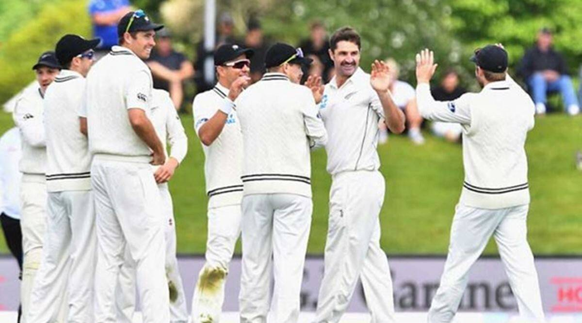 Colin de Grandhomme, New Zealand cricket, Indian Express