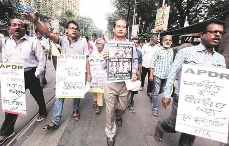 College Square, Collage Square Ban, Kolkata Protest, Kolkata, Indian Express News