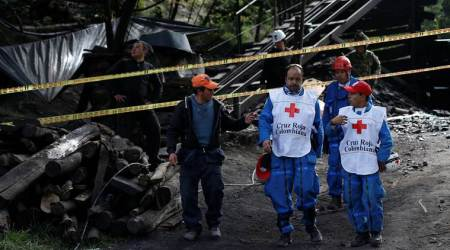 At least eleven die in Colombia coal mine explosion