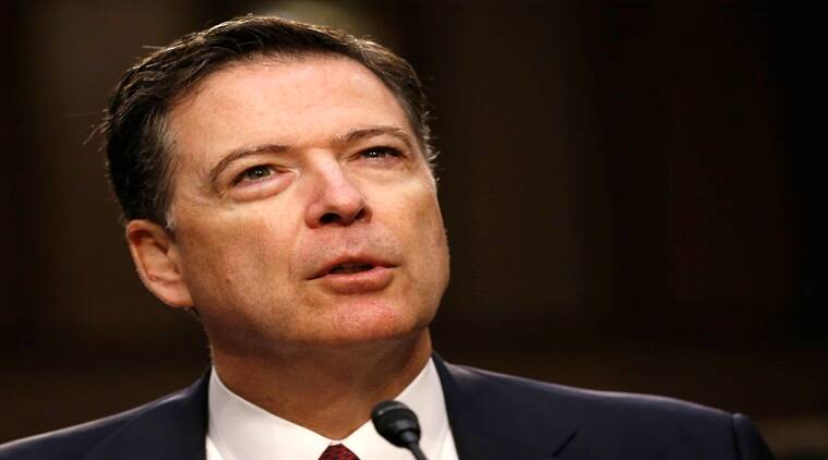 James Comey, James Comey Testimony, James Comey hearing, Donald Trump, US-Russia, Former FBI director