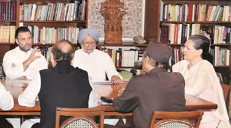 Congress, Manmohan Singh, Sonia Gandhi